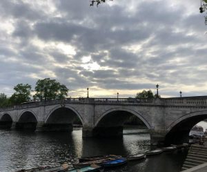 Bridge over Thames in Richmond